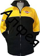 Флисовые куртки утепленные