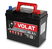Аккумулятор автомобильный VOLAT - 45A +прав (L1) (400 пуск)