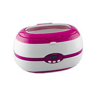 Ультразвуковая ванна YRE Digital Ultrasonic Cleaner VGT-2000, розовый