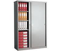 Шкафы металлические архивные  AMT 1812 ПРАКТИК (Вес:66 кг., Высота*Ширина*Глубина 1830x1215x458 мм.)