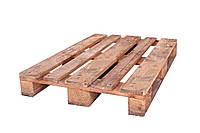 Поддон деревянный EURO-оригинал 2 сорт