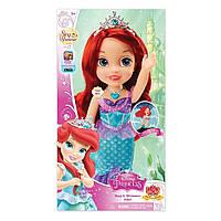 """Принцесса Ариэль """"Русалочка"""" (звук., свет. эффекты)- Ariel, The Little Mermaid, Sing & Shimmer, Disney"""