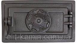 Зольные дверцы Delta Barokk (340х200)