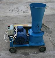 Гранулятор кормовых гранул 380 В, 4 кВт (матрица 160 мм, 150 кг/час)