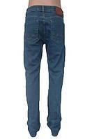 Мужские джинсы Franco Benussi 15-391 темно-синие