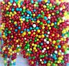 Посипка пасхальна кругла (кольоровий пакетик) 10г., фото 2
