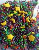 Посипка пасхальна фігурна (кольоровий пакетик) 10 г., фото 3