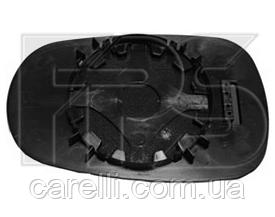 Вкладыш зеркала левый/правый с обогревом асферич Megane Scenic 1996-02