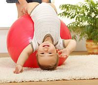 Користь занять на фітбол для вагітних і немовлят
