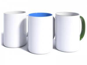 Чашки керамические сублимационные