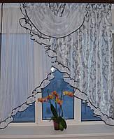 """Кухонная занавеска, арка """"Эмилия"""", фото 1"""