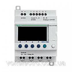 SR3B101FU Интеллектуальное логическое программируемое реле Zelio Logic SR3B101FU