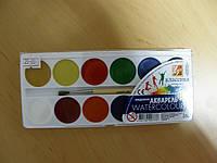 Краски акварельные в наборах