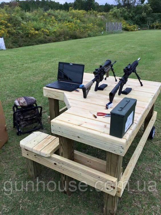 Пневматическое оружие в интернет магазине туристического снаряжения Gunhouse