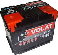 Аккумулятор автомобильный VOLAT - 55A +прав (L2) (510 пуск)