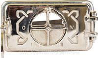 Зольные дверцы Delta Domino (хром) (265х150), фото 1