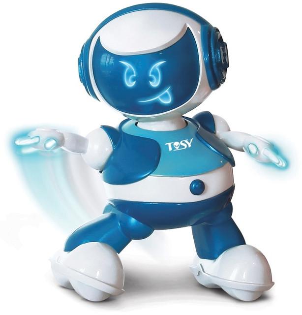 Интерактивные роботы Tosy