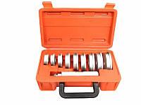 Набор алюминиевых оправок для запрессовки сальников PARTNER PA-0638 10 пр.
