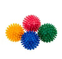 Мяч массажный 6см 25415-9 (синий)