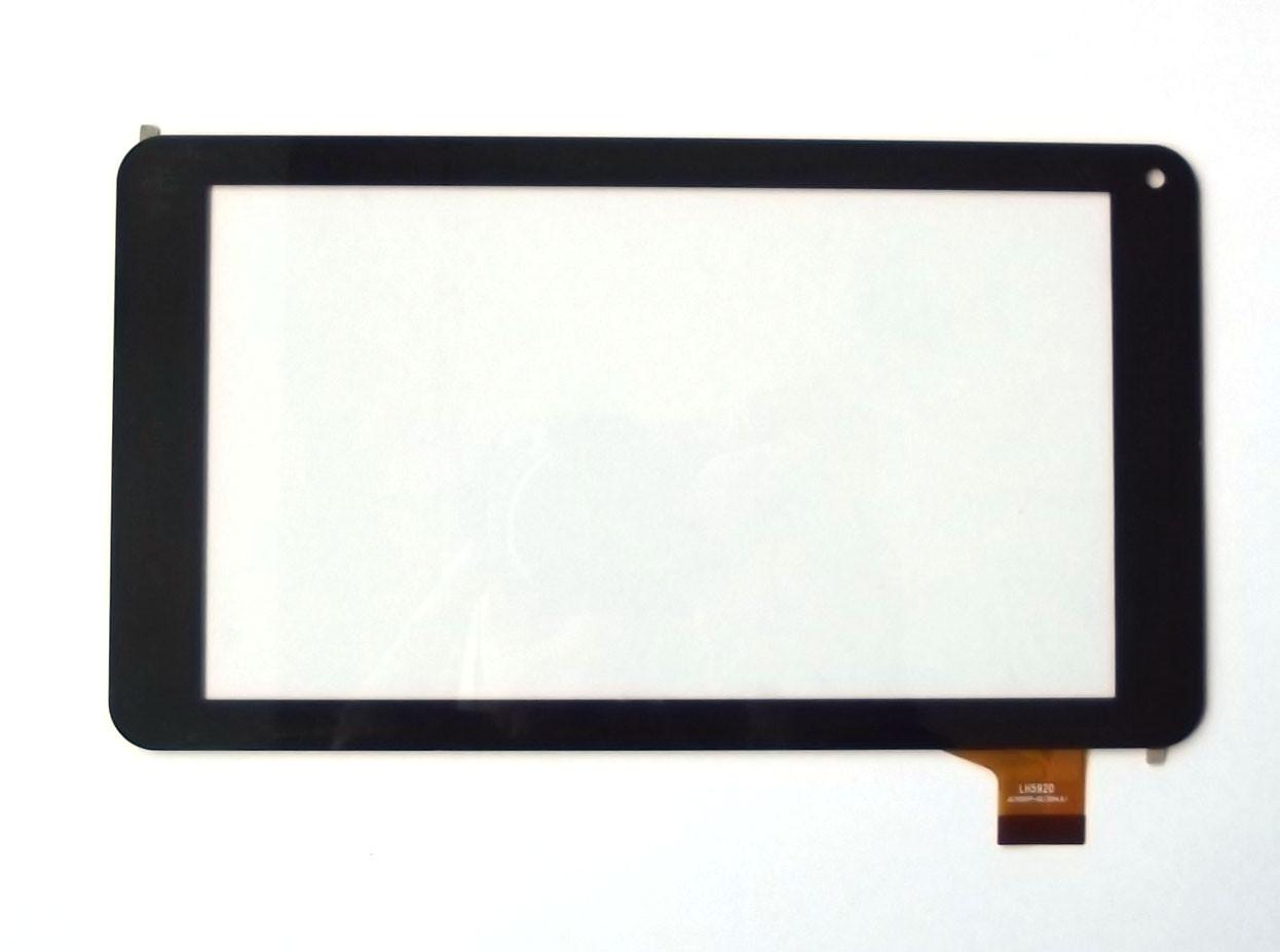 Тачскрин сенсор для Bravis NB701 черный