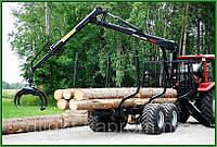 Тракторные манипуляторы для леса Palms