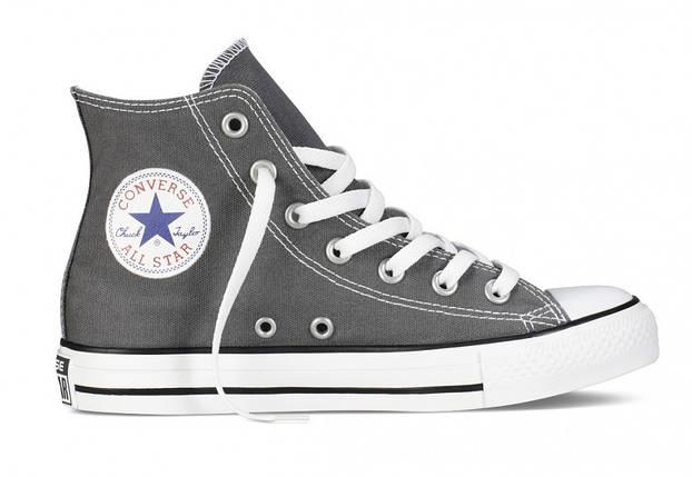 Купить Кеды Converse All Star HI Grey  продажа, цена в Харькове ... 74530fff058