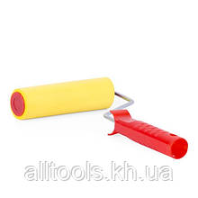 Валик прижимной обойный 40*150 мм INTERTOOL KT-0017