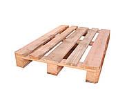 Поддон деревянный 1200*800 1 СОРТ