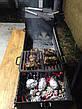 Чугунная решетка-гриль для мангала, фото 4
