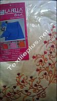 Набор для сауны женский La bella велюр/махра