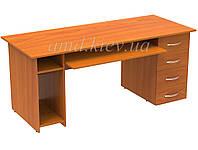 Стол офисный с тумбой АТРИБУТ AC.23.18