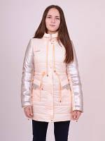 Стильная куртка для девочки подростка Николь