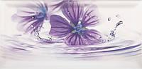 Декор Paradyz Uniwersalna dekoracja Flower Inserto struktura A 19,8x9,8