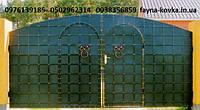 Кованые ворота 435