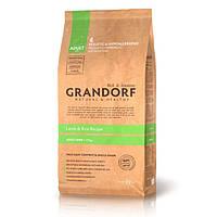 Grandorf Lamb and Rice Mini сухой корм для взрослых собак мелких пород с ягненком и рисом, 1кг