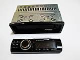 Автомагнитола Pioneer 1170 ISO  MP3+FM+USB+SD+AUX+съемная панель, фото 2