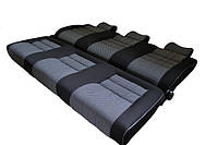 Авто диван-спальный трансформер «УНИВЕРСАЛ» (170) 3 местный для микроавтобуса