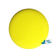 Желтый губчатый аппликатор для нанесения воска