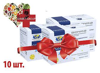 Тест-полоски Bionime GS300 10 упаковок, фото 2