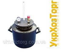 Автоклав Черный мини болты для консервирования (0,5-10 банок, 1л-5 банок)
