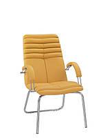 Кресло конференционное Galaxy steel CFA LB chrome (Nowy Styl)