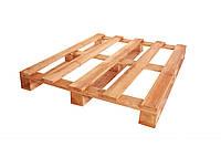 Поддон деревянный 1200*1000 3 СОРТ