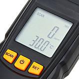 Детектор чадного газу Benetech GM8805: 0/1000 ppm S-HC-5256, t 0/100 C, фото 6