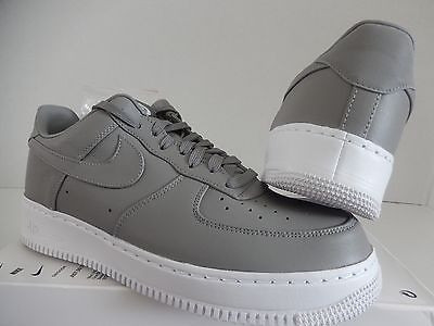 super popular fad88 c597e Кроссовки в стиле NikeLab Air Force 1 Low Light Charcoal/White женские