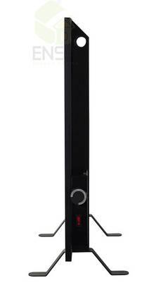 Керамический обогреватель ENSA CR1000Т с терморегулятором белый+ ножки, фото 2