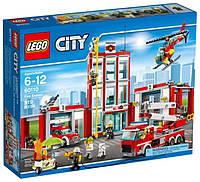 LEGO® City ПОЖАРНАЯ ЧАСТЬ 60110
