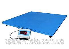 Весы платформенные 1ВП4 1250*1250 мм. до 1000 кг.
