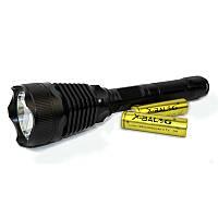 Подствольный фонарик Bailong BL-Q2800-T6, Cree XML-T, 1 реж., корпус- алюминий, водостойкий, ударостойкий, 2*18650, АЗУ+СЗУ, 245*55mm, BOX