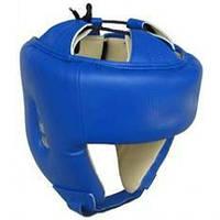 Шлем тренировочный р.L синий