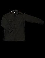 Рубашка Полиция  форменная в брюки черная